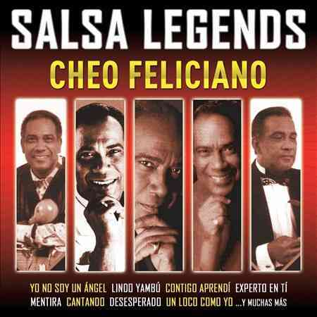 SALSA LEGENDS BY FELICIANO,CHEO (CD)